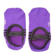 VWH Women Yoga Socks Pilates Non-slip Dance Barre Fitness Anti-slip Socks