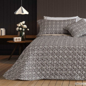 Quilt Aristocratic – 2 Seater, Grey