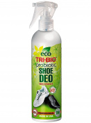 Tri-Bio Eco Probiotic Shoe Deodoriser Odour Remover Spray 210ml Herbal Scent