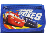 Disney Car Lightning Strikes Authentic Licenced Children Trifold Wallet