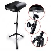Vanyda Adjustable Tripod Stand Tattoo Arm Leg Rest Supply Studio Chair Salon Portable