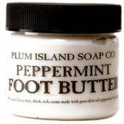 Plum Island Peppermint Foot Cream Butter by Plum Island