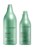 L'Oreal Professionnel Serie Expert Volumetry Shampoo 1500ml Conditioner 750ml Bundle NEW 2017