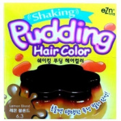 EZN Shaking Pudding Hair Colour Korean Beauty -Lemon Blond by EZN