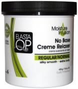 Elasta QP No Base Crme Relaxer, Regular Unisex by Elasta QP, 440ml by ElastaQP