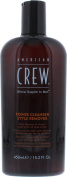 American Crew Hair Protection Power Cleanser 450ml Haircare Shampoo For Men