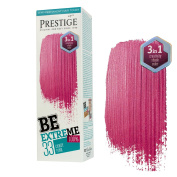 Be Extreme Semi-Permanent Hair Toner Colour Candy Pink 33 - No Ammonia, No Parabens and PPD