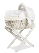 Italbaby Sweet Dreams Cot Tulle Canopy With Stand