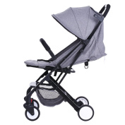 Decdeal Brillante Baby Stroller Foldable Lightweight Portable Travel Baby Prams Buggy Pushchair