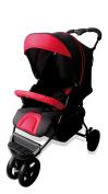Asalvo Dinamic Stroller, Red