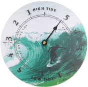 Tidetime Nautical Tide Clock - Surfer Face