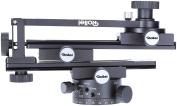 Rollei 200 Mark II Panoramic Tripod Head for Multi Row Photos - Black