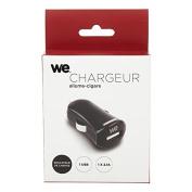 We 2.1 A USB Car Cigarette Lighter