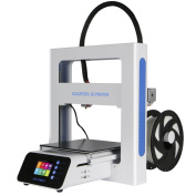 JGAURORA A3S 3D Printer Updated Prusa With 7.1cm HD Touch LCD Display Heated Hot Bed