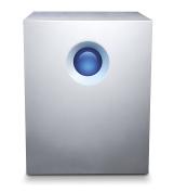 LaCie 5big 30 TB (5 x 6 TB) Dual Thunderbolt 2 Professional 5-Disc Desktop RAID Storage for PC and Mac - Silver