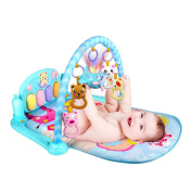 TOYMYTOY Baby Piano Gym Kick and Play Piano Gym for Baby Kids Infant