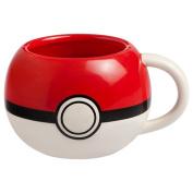 Pokemon Poke Ball Moulded Mug