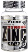 Weider Strong Zinc Caps Supplement Capsules, 120-Count