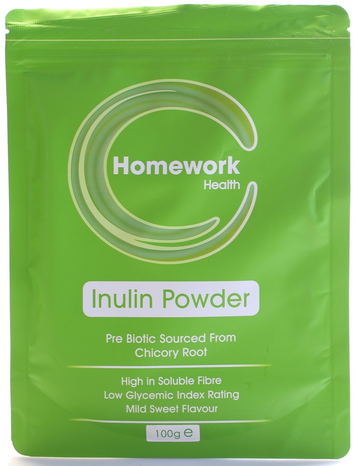 homework health inulin