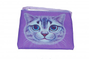 GIZZY® Cute Kids Cat, Dog Small Coin Purse with Strap.