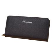 Men's Wallet Vintage Genuine Leather Slim Bifold Wallet Handmade