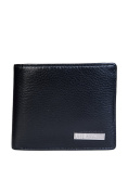 Moschino Men Bifold Wallet JD5702PP14FD Size ONE SIZE Black