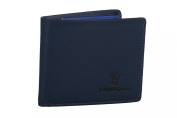 Mini wallet man YY COVERI blue with coin purse