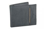 Mini wallet man ANTONIO BASILE blue credit card holder coin purse