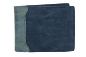 Wallet man YY COVERI with flap and coin purse jeans