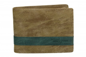 Mini wallet man ANTONIO BASILE credit card holder coin purse Petroleum
