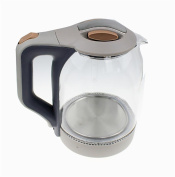 High Power Glass Kettle Kettle 2.0L 1850W Filter Purity Kettle Transparent