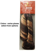 Aftress Aunty Lizzy Synthetic Braiding hair extensions,plating,top quality more volume Col 1