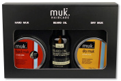 Muk Matte Beard and Haircare Grooming Pack