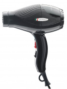 Gamma Piú Ion Ceramic S Black - Professional Hairdryer