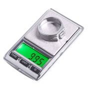 Befaith 100gx0.01g 500gx0.1g Mini Digital Scale Portable LCD Electronic Scale Weight Weighing Scale