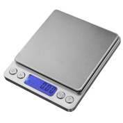 DWW-Kitchen Scale Kitchen Scale Home kitchen baking precision food stainless steel Electronic Cooking Food Scale Accurate Gramme Slim Design