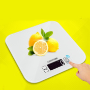 DWW-Kitchen Scale Kitchen Scale food baking 5000g high precision small Electronic Cooking Food Scale with LCD Display for Home