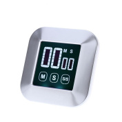 X & Y Touch Timer Kitchen Food LCD Screen Timer Electronic Timer