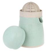 Decdeal Mini Manual Juice Cup, Cute Penguin Handy Squeeze Juice Cup.