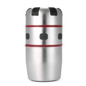 Decdeal stainless steel Mini Juice Maker Manual Juice Cup