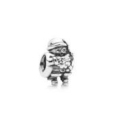 Pandora Women's Charm 925 Silver Santa 790852