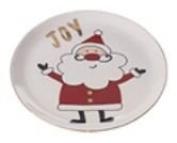 Joy Decorative Plate Diameter 25 cm