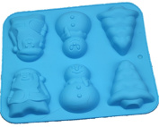 BrilliantDay Cake Decoration Baking Mould Cookie DIY Silicone Moulds for Chocolate, Jelly and Candy etc#4