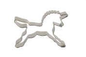 DaoRier Stainless Steel Unicorn Shape Mould Cookie Cutter Mould Pastry Biscuit Baking