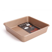 CAN_Deal 20cm Deep Base Square Baking Tray, Cake Mould
