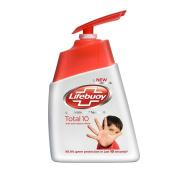 Lifebuoy Total 10 Hand Wash - 215 ml