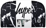 Hype Bag It Up Mens Wash Bag Body Drench x 150ml & Hair Wash x 150ml