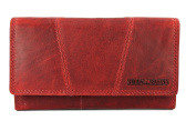 Belli Women's Wallet, red (red) - hill vl 777023 red