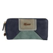 CHARRO Women's Wallet Blue blue