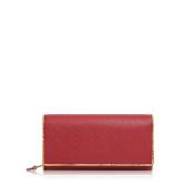 ALVIERO MARTINI Women's Wallet Red bordeaux